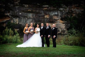 Hawkesbury River Wedding