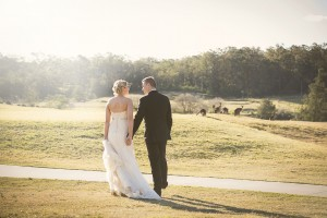 Wedding Golf Course